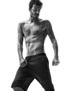 Campagna David Beckham H&M