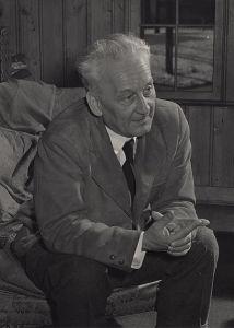 Albert Szent-Gyorgyi, scienziato premio nobel ungherese