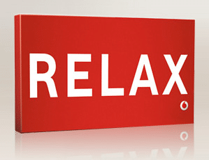 Abbonamento Vodafon Relax