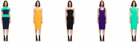 Abiti Victoria Beckham, shop online