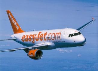 Aereo easyJet, Airbus