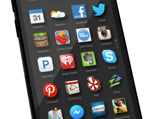 Smartphone Amazon Fire Phone