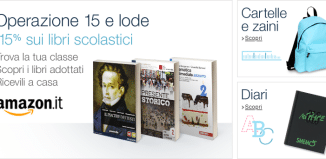 Libri scolastici 2015 su amazon.it
