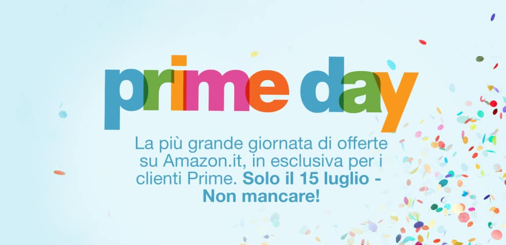 Amazon PrimeDay 2015