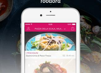 App Foodora Milano