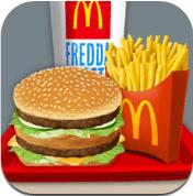 Applicazione Gioca e Gusta McDonald's