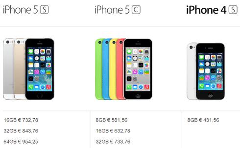 Aumento prezzi iPhone con equo compenso