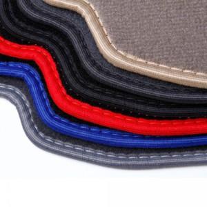 Bordi tappetini in cotone antiscivolo