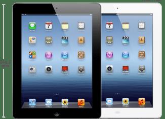 Caratteristiche iPad 3