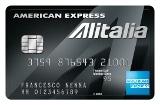 Carta American Express Alitalia Platino