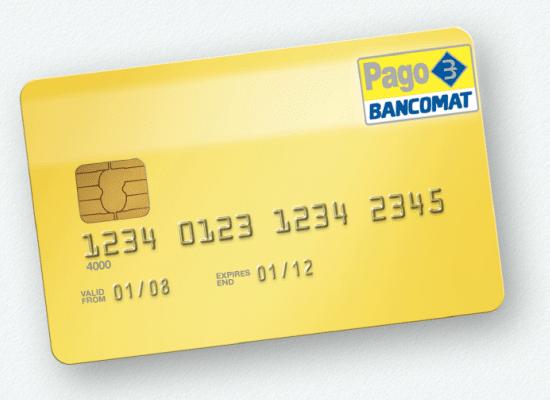 Carta Bancomat