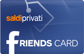 Carta Saldi Privati Friends Card