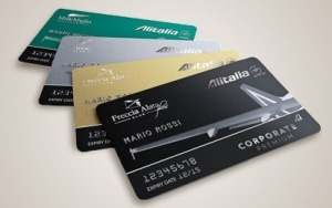 Carte MilleMiglia Alitalia 2012