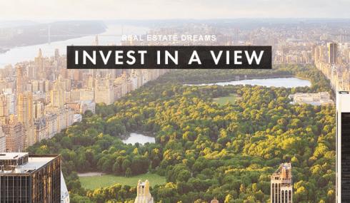 Casa con vista Central Park New York