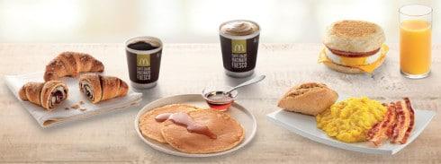 Colazione americana McDonald's