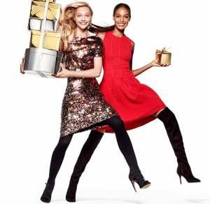 Collezione H&M donna Inverno 2014
