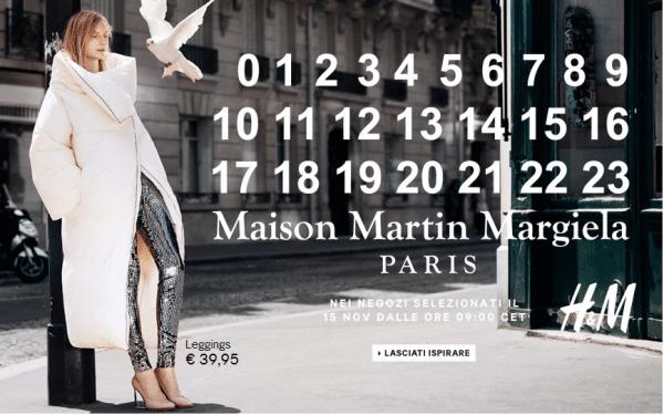 Collezione Maison Martin Margiela HM