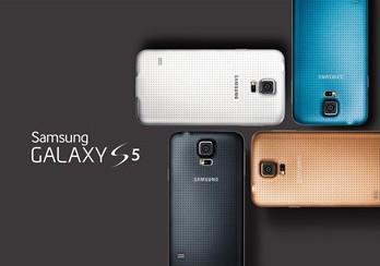 Colori Galaxy S5