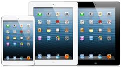 Confronto iPad - iPad Mini