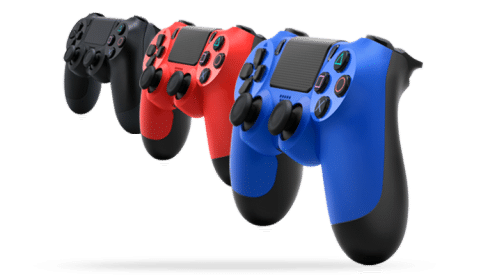 Controller DualShock 4 colorati