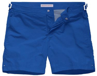Costume Orlebar Brown uomo Bulldog blu