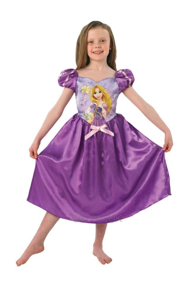 Costume bambina Raperonzolo