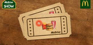 Coupon McDrive McDonald's Italia 2015