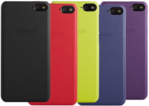 Cover colorate FirePhone