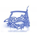 Maschera emask butterfly blu