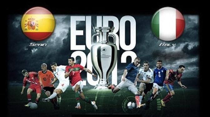 Finale Euro 2012, Spagna Italia