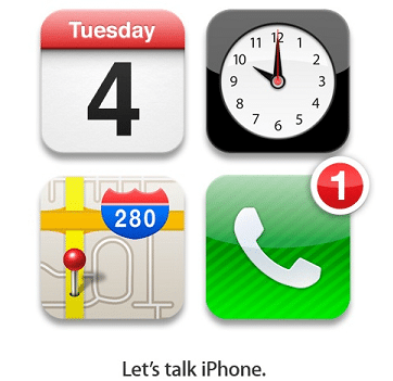 Evento Apple Let's talk iPhone, uscita nuovo iPhone 5