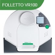 Robot Folletto VR100
