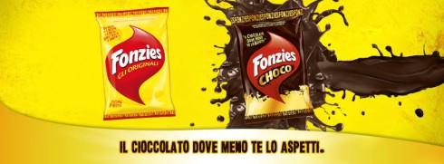 Fonzies Choco e Originali