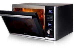 Forno microonde LG Lightwave