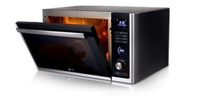 Forno microonde LG Lightwave