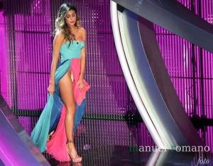 Belen mutande Sanremo 2012