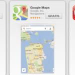 Google Maps iPhone