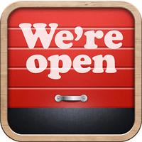 Garage App - We're open