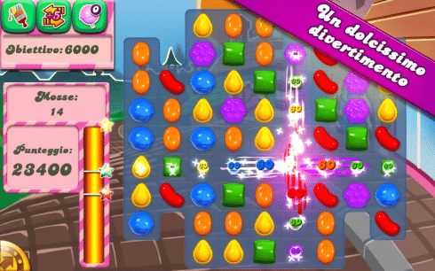 Gioco Candy Crush Saga