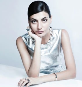 Giovanna Battaglia by Paul Maffi