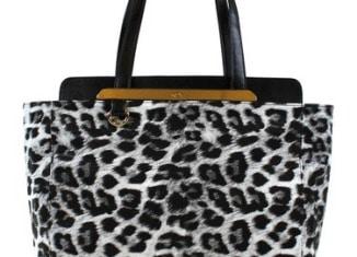 Hit Bag Carpisa borsa shopping maculata