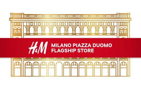 HM Milano Piazza Duomo FlagShip Store