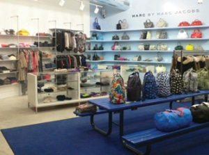 Interno outlet Marc by Marc Jacobs