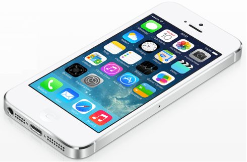iOS 7 iPhone