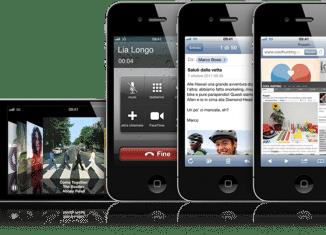 Prezzo iPhone 4S nero