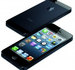 iPhone 5, fronte e retro