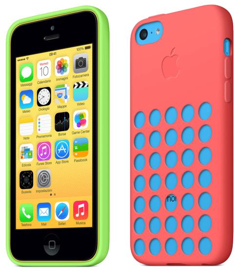 iPhone 5C colorato