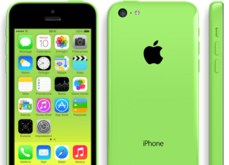 iPhone 5C con data di uscita in Italia