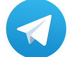 Logo app Telegram