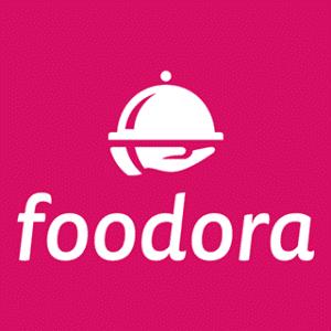 Logo foodora Italia